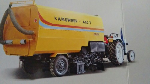 KAMSWEEP - Tractor Towed Vacuum Sweeper