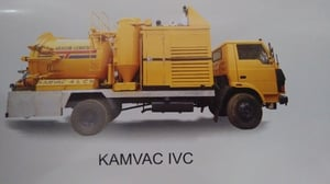 Sewer Cleaning Machine