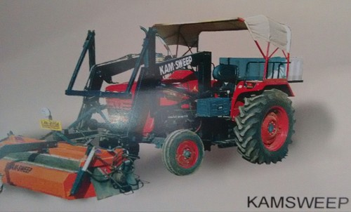 Tractor Attachment Sweeper- KAMSWEEP 3 AT