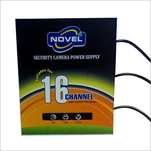 16 Channel CCTV Camera Power Supply