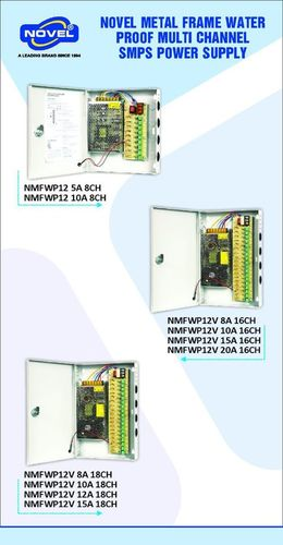 CCTV Multi Channel Power Supply