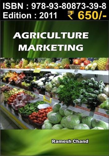 Agriculture Marketing Book