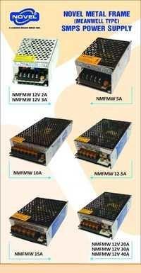 Metal Frame CCTV SMPS Power Supply