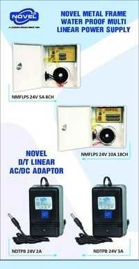 CCTV Camera Water Proof Power Supply