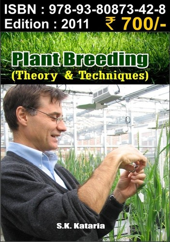Plant Breeding (Theory & Techniques)