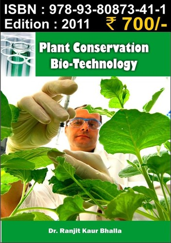 Plant Conservation Bio-Technology