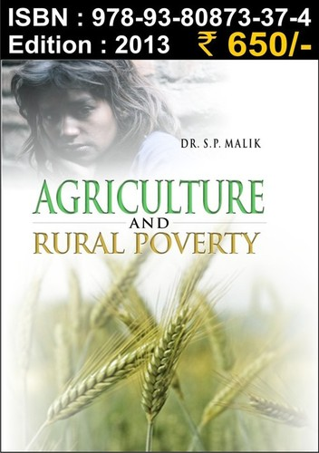 Agriculture and Rural Poverty