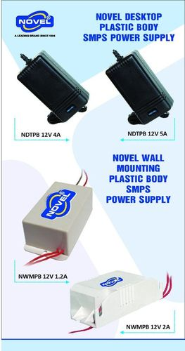 Wall Mount CCTV Power Supply