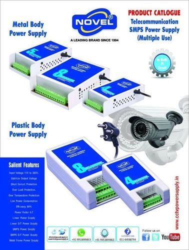 Switch Mode CCTV Power Supply