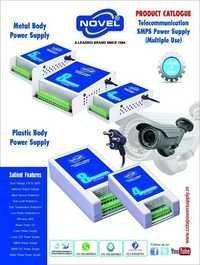 Plastic Body CCTV Power Supply