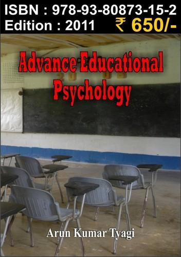 Advance Educational Psychology