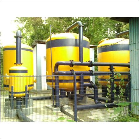 Water Treatment Plant At Tripura By Cipl
