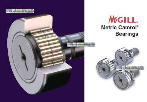 McGill Cam Follower  MCF Series