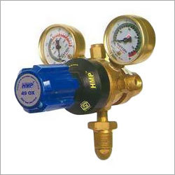 Double Stage Gas Regulator