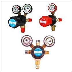Compressed Gas Regulator