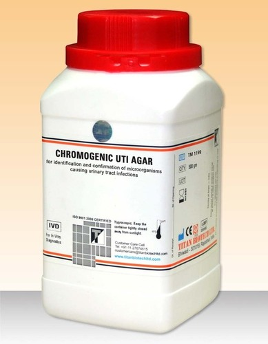 Chromogenic Uti Agar