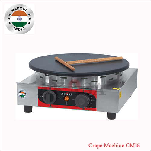 Commercial Crepe Machine