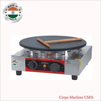 Hot Plate Crepe Machine