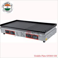 Commercial Electric Griddle Plate