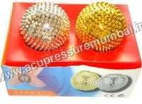 ACUPRESSURE BALL MAGNETIC - PAIR