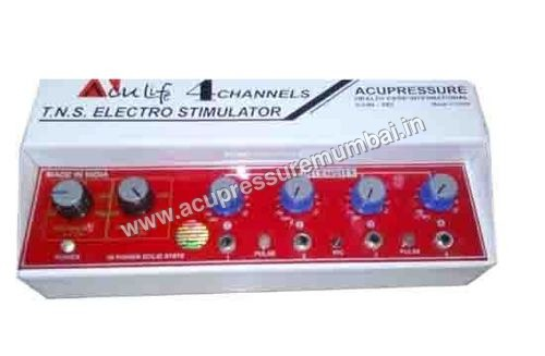 ELECTRO STIMULATORE 4 OUTPUT T.N.S.