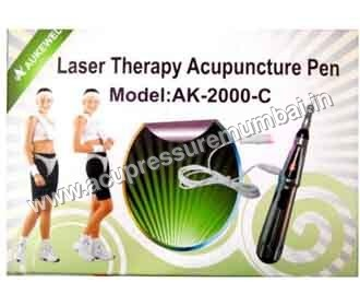 ACUPUNCTURE PEN WITH LASER