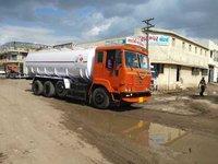 Essar Diesel Tanker