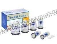 VACUUM CUPPING SET OF 8 ROTARY CUPS