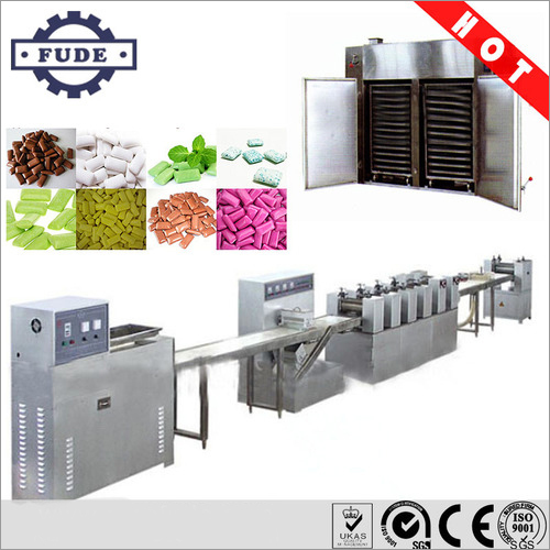Fully Automatic Chewing Gum Production Line