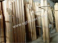 Steam Beech Wood Moulding