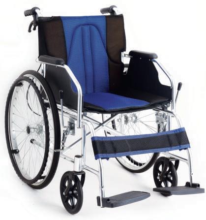 Aluminium Premium Wheel Chair