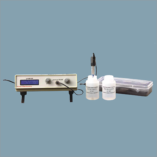 Model Table Top Ph Meter