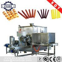 BWHJ series Automatic Creaming-filling egg roll wafer machine