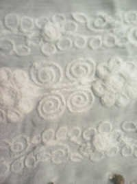 Computer embroidery and kiran dori