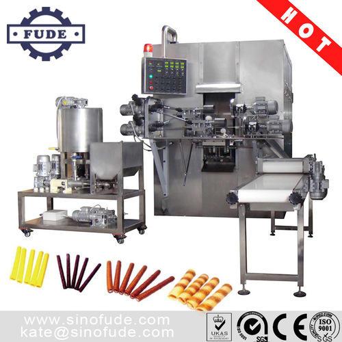 Ripple Egg Roll Product Line|Automatic Egg Roll Making Machine