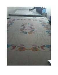 Bedsheet Hand Printing Services