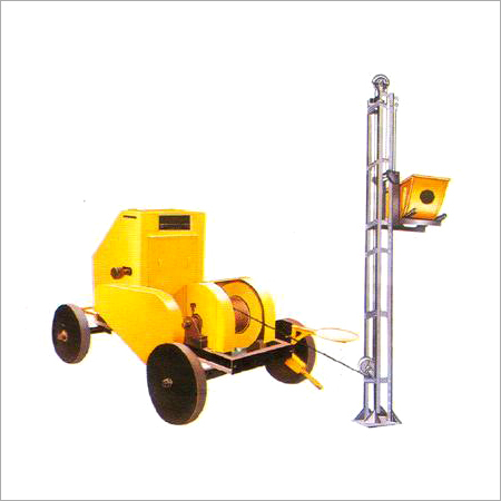 Tower Builders Hoist Hire