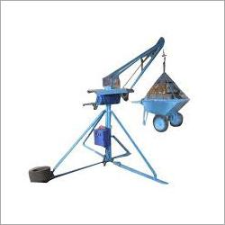 Mini Tower Crane On Rent