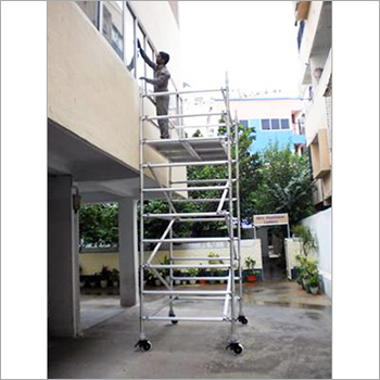 Aluminium Scaffold Hire Services