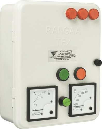 Three Phase Submersible Pump Control Panel
