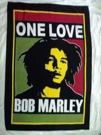 RASTA BOB MARLEY WALL TAPESTRY 100 PCS MIX PRINTS