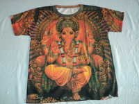INDIAN GODS PRINTED T-SHIRTS