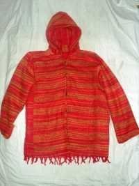 Acrylic Woolen Jackets With Hood 50 Pcs