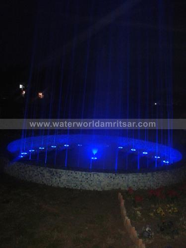 Outdoor Designer Fountains