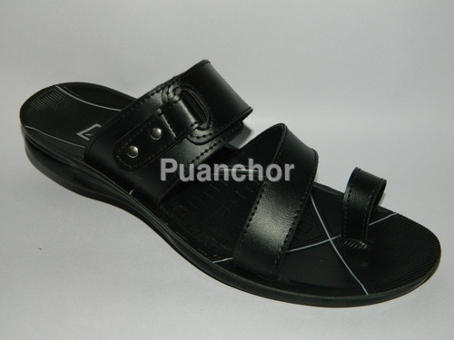 Synthetic Mens Slipper