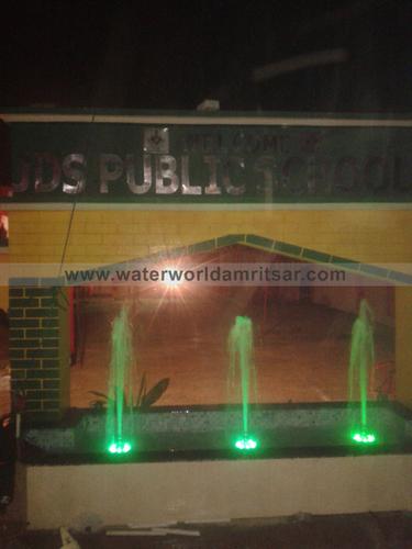 Fountain Construction Services