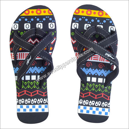 Freetoes Tribal Front Flip Flops