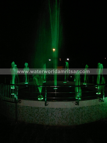 FLASH LIGHT FOUNTAINS MANUFACTURERS