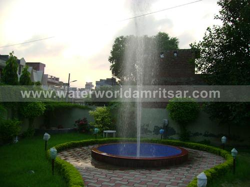 Designer Lawn Fountains