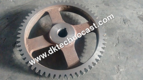 all type gear Casting